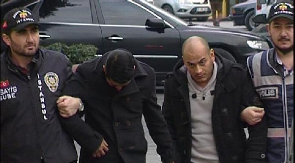 Kolombiyalı Hırsızlar Yakalandı