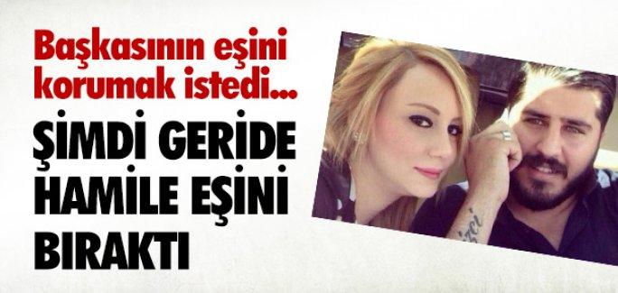KOMŞU KAVGASINI AYIRDI, ÖLDÜRÜLDÜ !