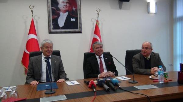 Komşu Ülke Araçlari Edirne'De Tamir Edilecek