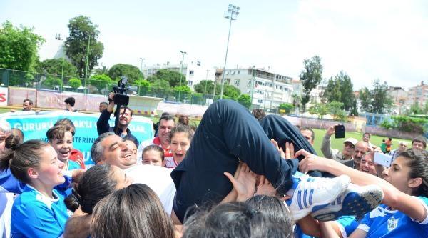 Konak Belediyespor - Karadeniz Ereğlispor Fotoğrafları