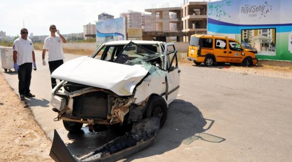 Kontrolsüz Kavşakta Kaza: 2'si Turist, 5 Yaralı