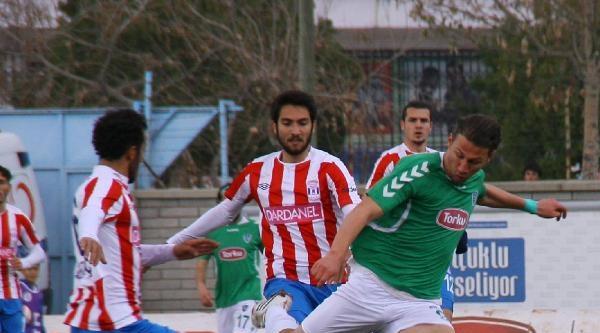 Konya Anadolu Selçuklu-dardanelspor Fotoğrafları