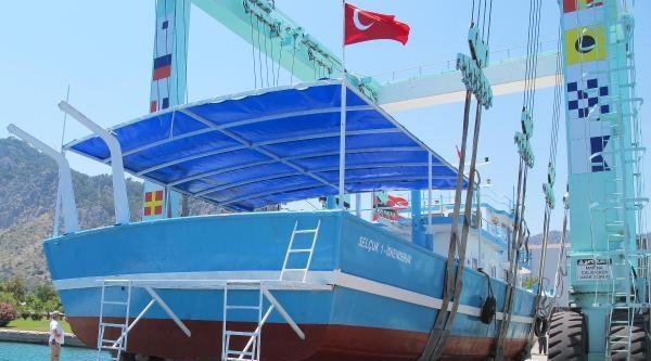 Konya Selçuk Üniversitesi, Sualtı Araştırması İçin Akdenize Gemi İndirdi