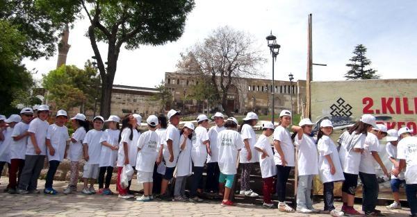 Konya'da 1700 Öğrenciden Çevre Günü İçin 'çözüm Bende' Mesajı