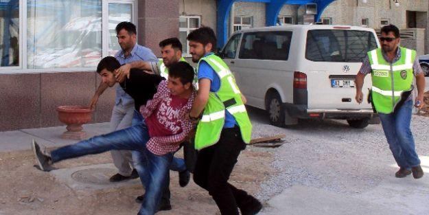 Konya'da 2 Hırsızlık Şüphelisi Tutuklandı