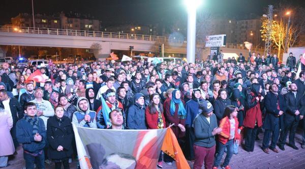 Konya'da Ak Partili Tahir Akyürek Yeniden Kazandı (ek Fotoğraf)
