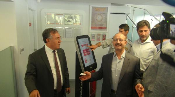 Konya'da Ak Partililerden Erdoğan'a Bağış