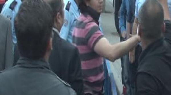 Konya'da,  Emniyet Kaçakçilik Şube Müdürü Görevden Alindi