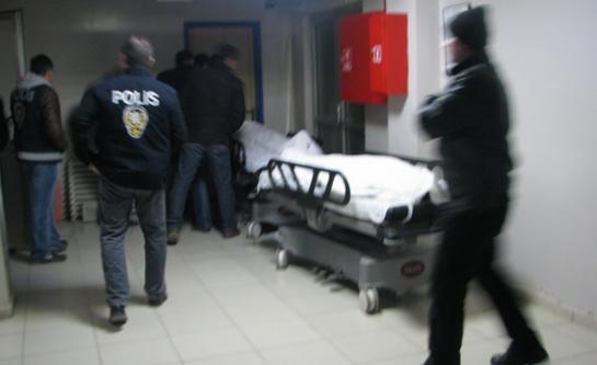 Konya'da feci ölüm!