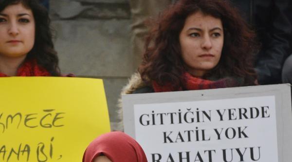 Konya'da 'hepimiz Berkin'iz' Eylemi