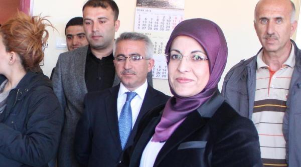 Konya'da  Meram İlçesinde Türbanlı Aday  Kazandı
