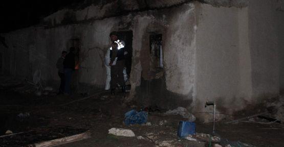 Konya'da Patlama: 4 Ölü, 2 Yaralı