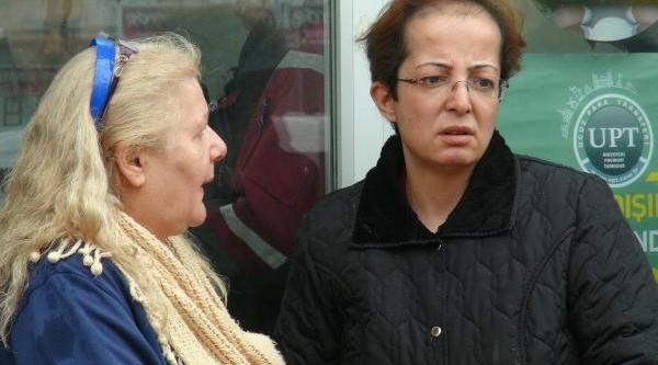 Konya'da Ptt Şubesinde Biçakli Soygun