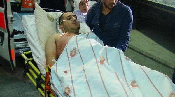 Konya'da Silahli Kavga: 2 Yarali