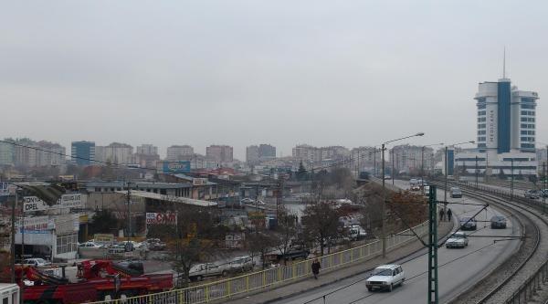 Konya'da Yeni Gar İçin Kamulaştırmaya Yargıdan İptal