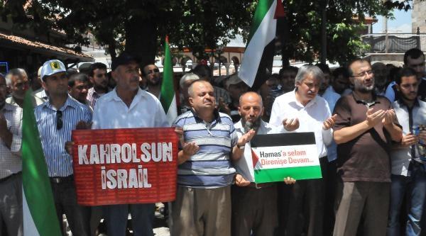Konya'dan İsrail'e Tepki