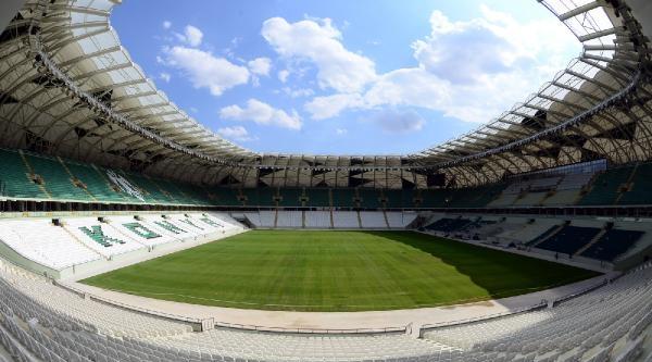 Konya'nın 42 Bin Kişilik Stadı Tamamlandı