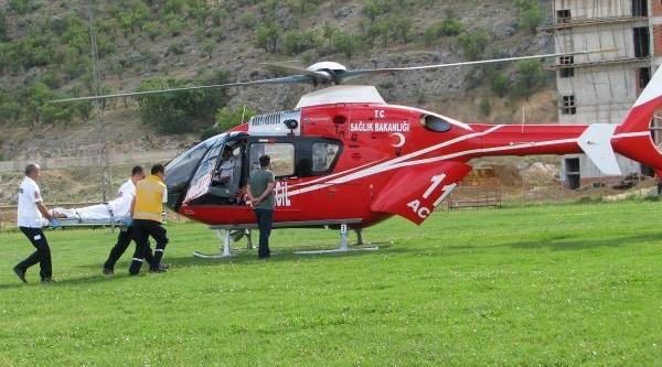 Konya'nin Ambulans Helikopteri, Ihaleye Takildi