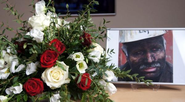Kopenhag Büyükelçiliği'nde 'soma' Anması