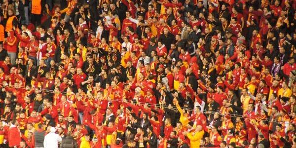 Kopenhag - Galatasaray Maçinin Fotoğraflari