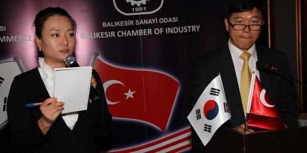 Kore Büyükelçesi Sangkyu: Türkler Olmasa, Kore De Olmazdi
