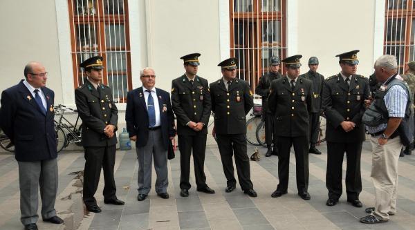 Kore Gazisi Askeri Törenle Defnedildi