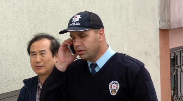 Koreli Hırsız Turist Sınır Dışı Edildi