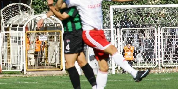 Körfez Futbol Kulübü- Altinordu:  0-1