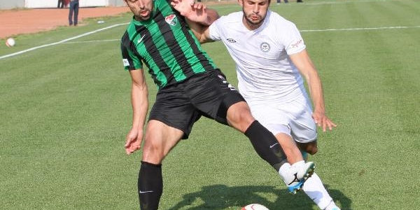 Körfez Futbol Kulübü - Nazilli Belediyespor: 2-2