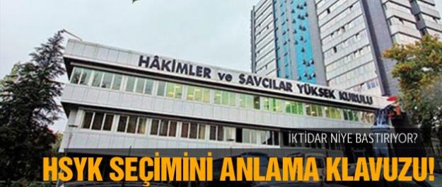 Köşk ve AK Parti neden HSYK'da ısrarlı?