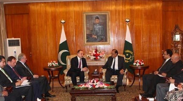 Kosova Dışişleri Bakanı Hocay, Pakistan Ziyaretinden Memnun