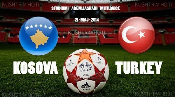 Kosova Futbol Federasyonu Başkanı Vokkri, Soma'da Yaşanan Facia İle İlgili Başsağlığı Diledi