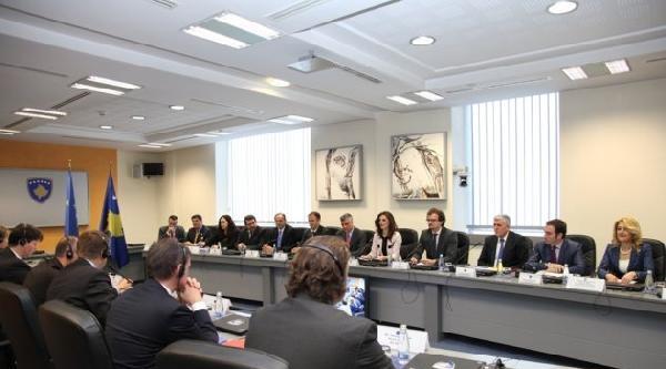 Kosova İle Ab Arasında İstikrarli Ortaklık Anlaşmasına Dair Nihai Toplantı Sona Erdi