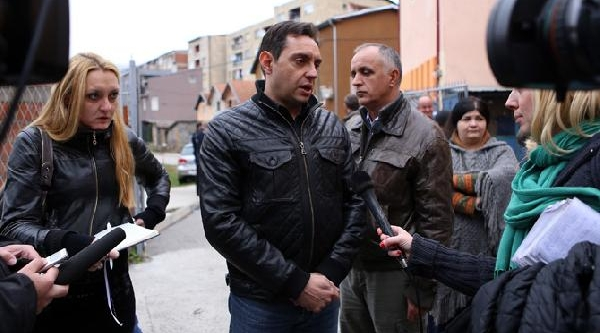Kosova, Sirbistan Bakani Vulin'In Ülkeye Girişini Yasakladi