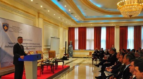 Kosova'da Bölge Ülkeleri Maliye Bakanları Konferansı Düzenlendi