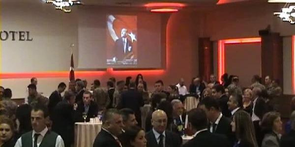 Kosova'da Türkiye Cumhuriyeti'nin 90'inci Yildönümü Için Resepsiyon