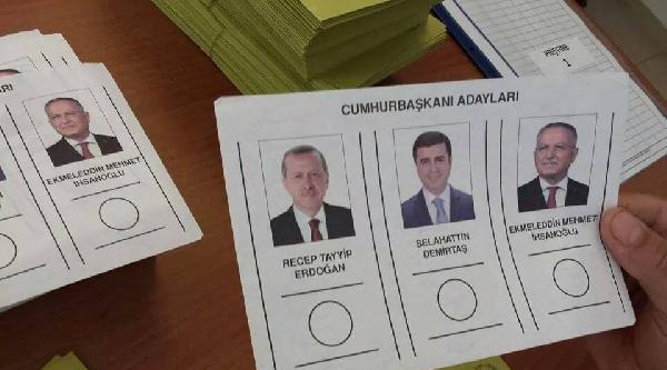 Kosova'da Türkler Sandık Başında