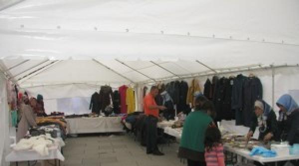 Kosova'da Yoksul Öğrenciler İçin Kermes