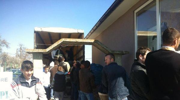 Kosova'dan Suriye Halkına 6 Bin Ton Yardım