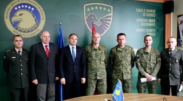 Kosova'dan Türkiye, Arnavutluk Ve İsveç'e Askeri Ataşe