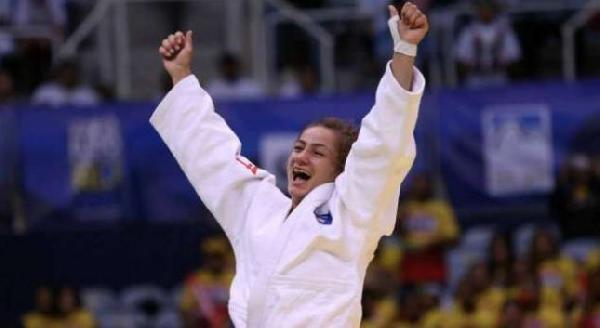 Kosovalı Judocu Majlinda Kelmendi, 2. Kez Dünya Şampiyonu Oldu