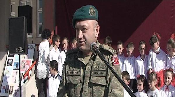 Kosova'nın Tek Türk Belediyesinde 'çanakkale Şehitleri' Anıldı