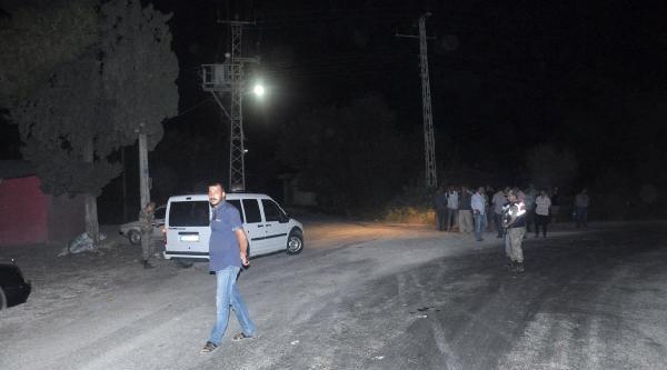 Köy Kahvehanesine Silahlı Saldırı: 1 Ölü, 1 Yaralı