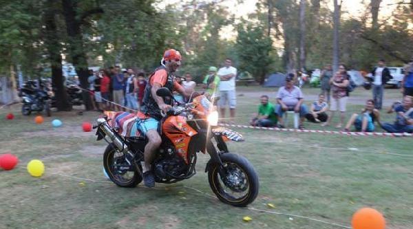 Köyceğiz'de Motosiklet Festivali