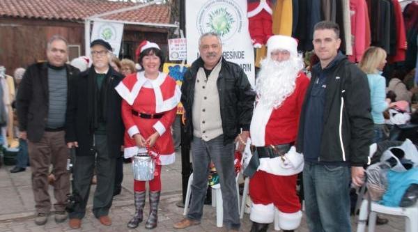 Köyceğiz'De Noel Pazari