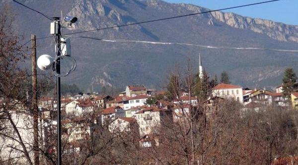 Köye Güvenlik Kamerali Koruma