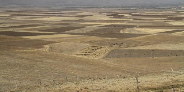 Köylüler Su Sorununun Çözülmemesine Tepkili