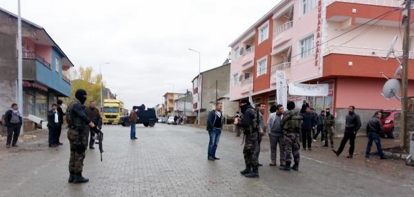 Köylülerin Yayla Kavgasi, Ilçeyi Savaş Alanina Çevirdi
