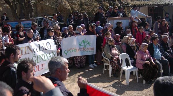 Köylülerle Madenciler Arasında Yol Kavgası