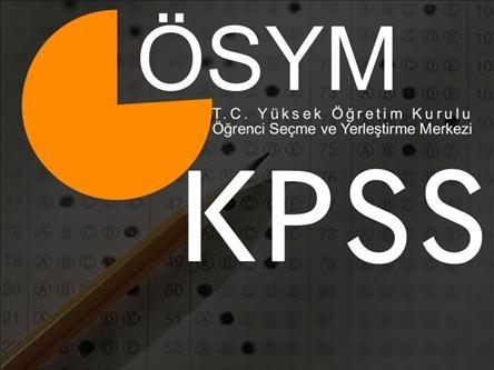 KPSS başvuruları yarın başlıyor...